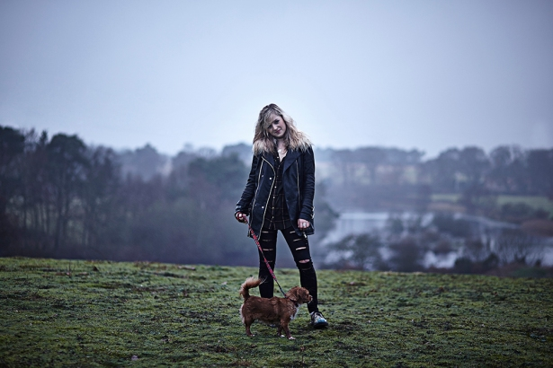 From the Dog Walkers Series: Anya